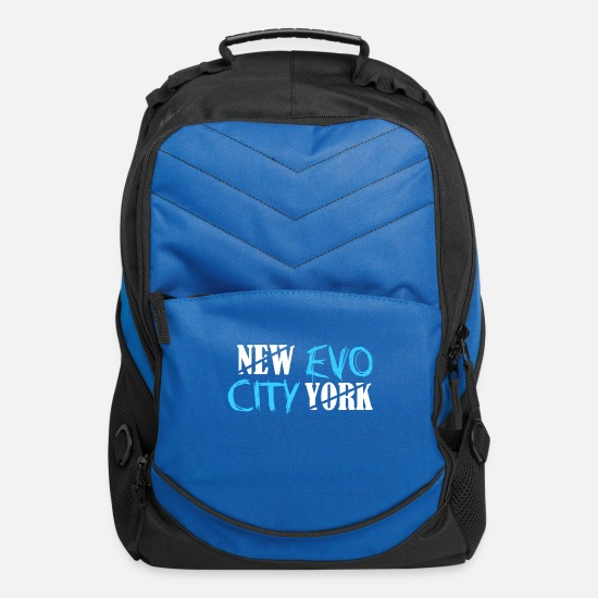 New Year Bags & Backpacks - New Evo City York - Computer Backpack royal blue