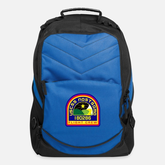 Nostromo Bags & Backpacks - Nostromo - Computer Backpack royal blue