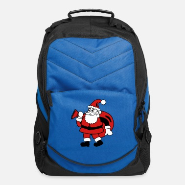 Santa Claus Merry Christmas ! ! ! - Computer Backpack