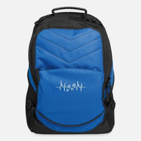 Birthday Bags & Backpacks - Hiking mountains - Computer Backpack royal blue