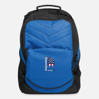 Us State Connecticut US State - Computer Backpack