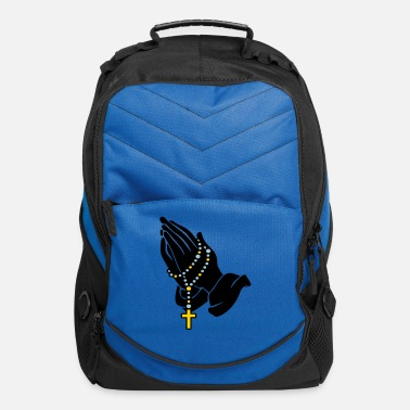 Church prayer beads - Computer Backpack