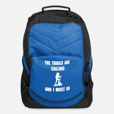 Trail The trails - Computer Backpack
