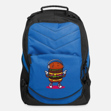 Burger boogie - Computer Backpack