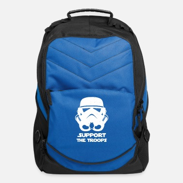 Support The Troops SUPPORT THE TROOPS - Computer Backpack