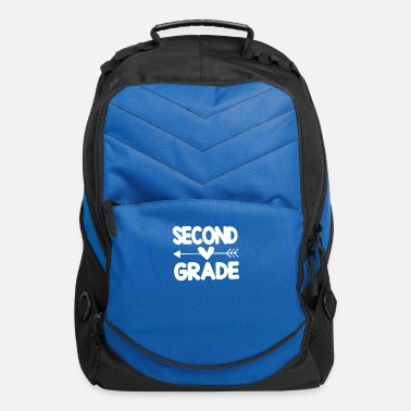 Grade SECOND GRADE - Computer Backpack