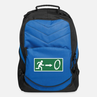 Portal Gamer Emergency - Computer Backpack