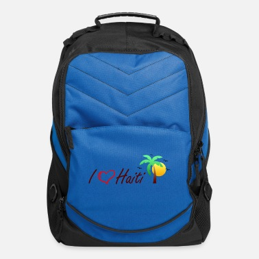 Made In Haiti I love Haiti - Computer Backpack
