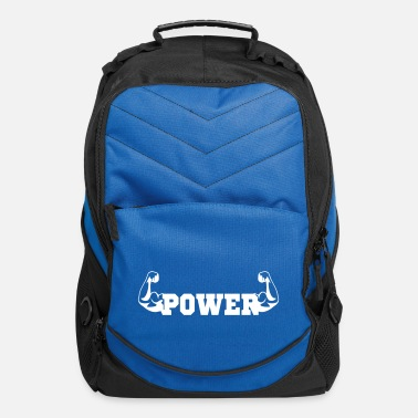 Man Power - Computer Backpack