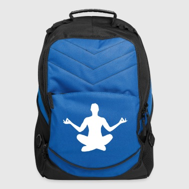 Meditation - Computer Backpack