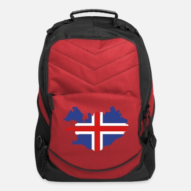 Iceland Iceland - Computer Backpack