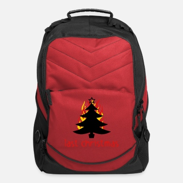 Christmas last christmas - Computer Backpack