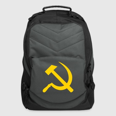 Hammer Sickle Communist - Computer Backpack