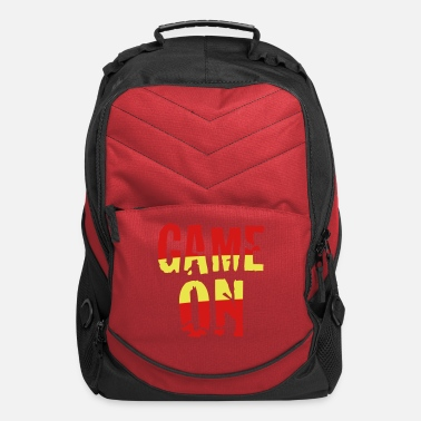 Spagna game on spain - Computer Backpack