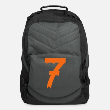 Age lucky number seven - Computer Backpack