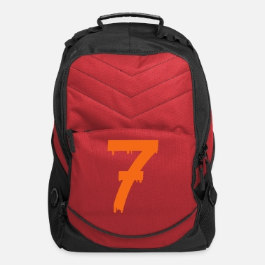 Number lucky number seven - Computer Backpack