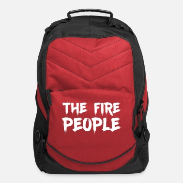 People THE FIRE PEOPLE - Computer Backpack