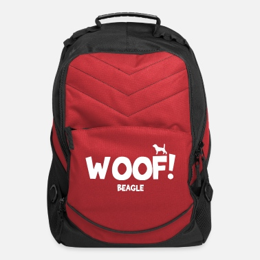 Woof woof - Computer Backpack