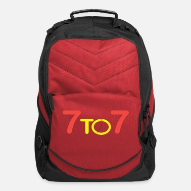 7 7 To 7 - Computer Backpack