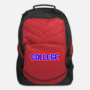College college - Computer Backpack
