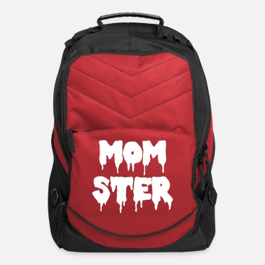 Mother Momster Funny Quote - Computer Backpack