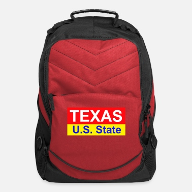 Us State Texas - US State - Computer Backpack