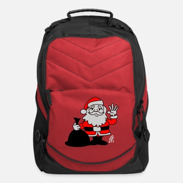 Santa Claus - Computer Backpack