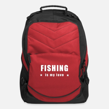 Fishing is my - Computer Backpack