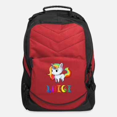 Luigi Luigi Unicorn - Computer Backpack