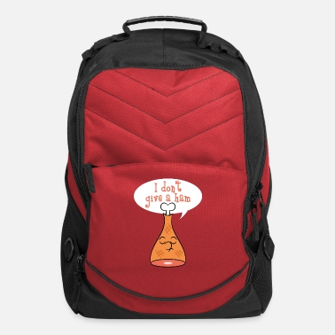 Ham Bone A perfect gift for ham Lovers but mad at the same - Computer Backpack