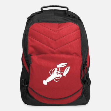 Seafood lobster seafood - Computer Backpack