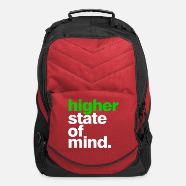 Higher State Of higher state of mind - Computer Backpack