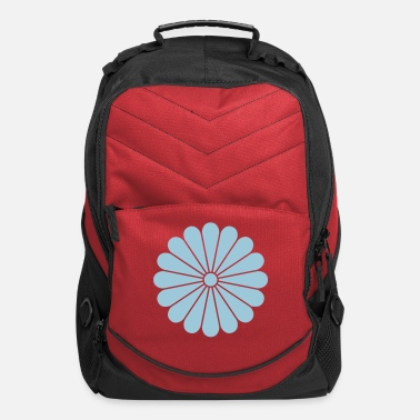 Blossom chrysanthemum - Computer Backpack