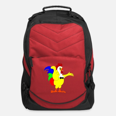 Rooster rooster - Computer Backpack