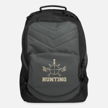 Hunting Hunting Love Hunting - Computer Backpack