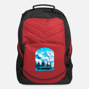 Everest Everest Mountain - Computer Backpack