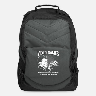 Gaming VIDEO GAMES - Computer Backpack