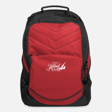 Wind wind surfing, perfect gift, birthday - Computer Backpack