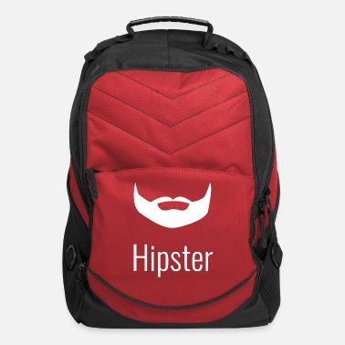 Hipster hipster - Computer Backpack