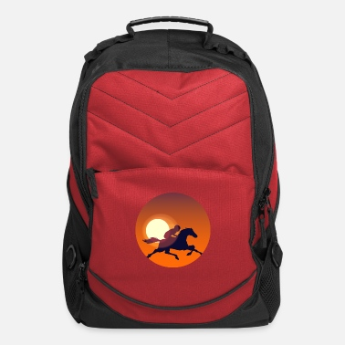 Horseriding Horseriding - Computer Backpack