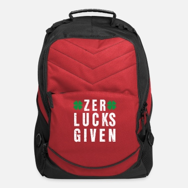Boston Zer Luck Given || St. Patrick's day T-shirts - Computer Backpack