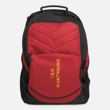 New Hampshire Constitution Design - Computer Backpack