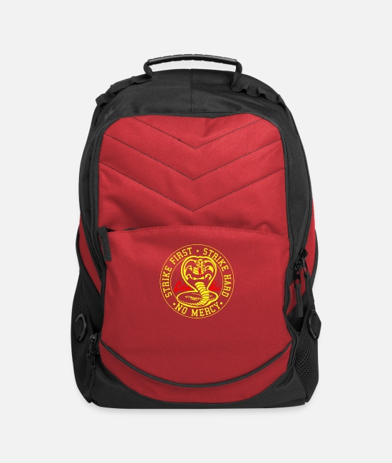 Rhineland-Palatinate Bags & Backpacks - Cobra Kai Dojo Mla - Computer Backpack red