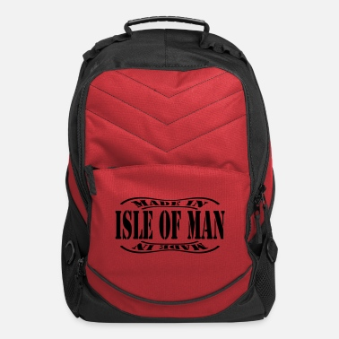 made in isle of man - Sac à dos pour ordinateur