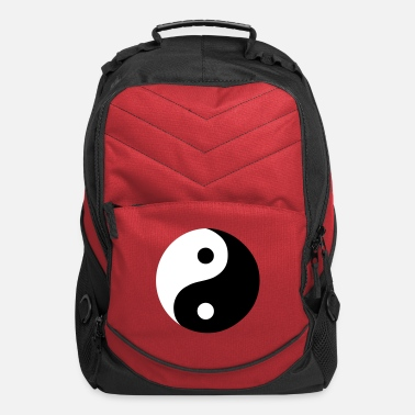 Out Ying Yang - Computer Backpack
