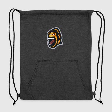 GORILLA MASCOT - Sweatshirt Cinch Bag
