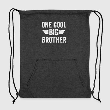 One cool big brother - Sweatshirt Cinch Bag