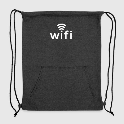 Wifi - Sweatshirt Cinch Bag