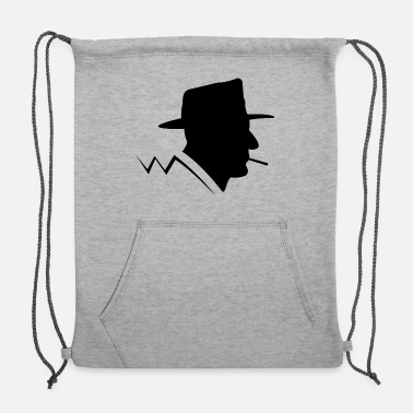Sir like a sir - Sweatshirt Drawstring Bag