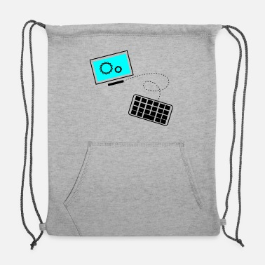 Pc pc online - Sweatshirt Drawstring Bag